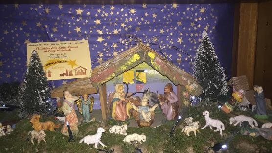 Presepe n. 8 cat. Adulti