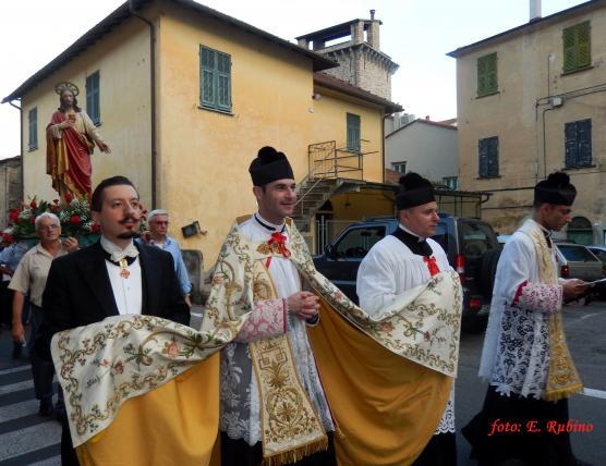 Processione del Sacro Cuore 2016