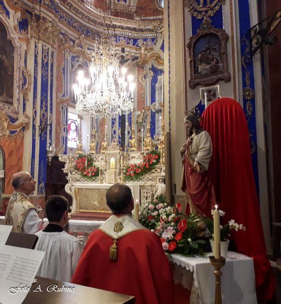 Solennità del Sacratissimo Cuore di Gesù A.D. 2020