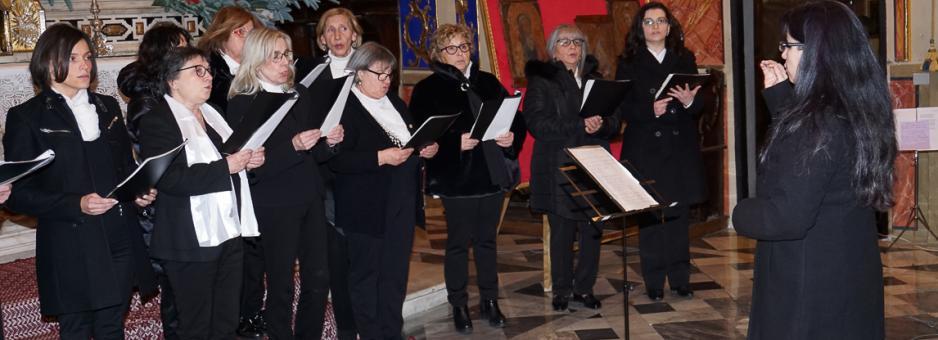 Concerto Natalizio del Coro Parrocchiale 5.01.2019